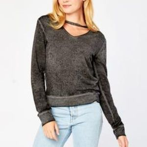 Threads 4 Thought Grey Cami Pullover